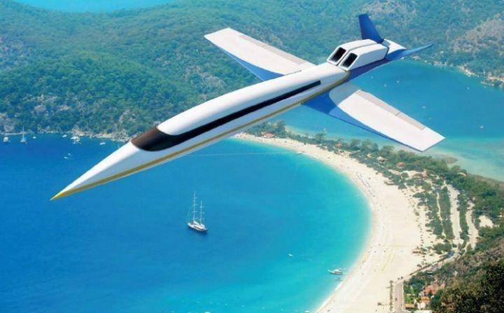 Перспективные модели современных самолетов (10 фото)