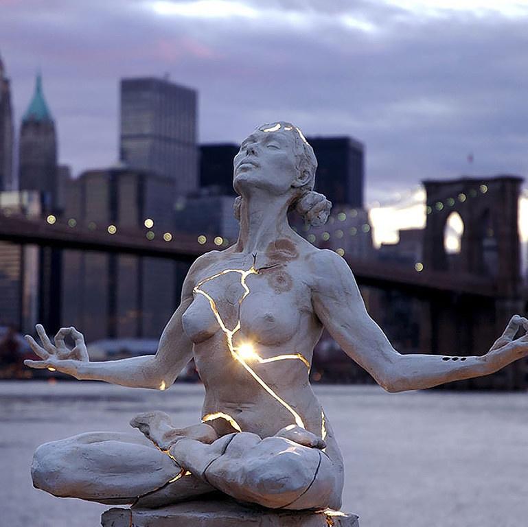 25 фотографий необычных и креативных скульптур