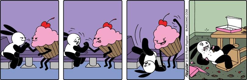 Забавные комиксы 10.05.2015 (16 картинок)