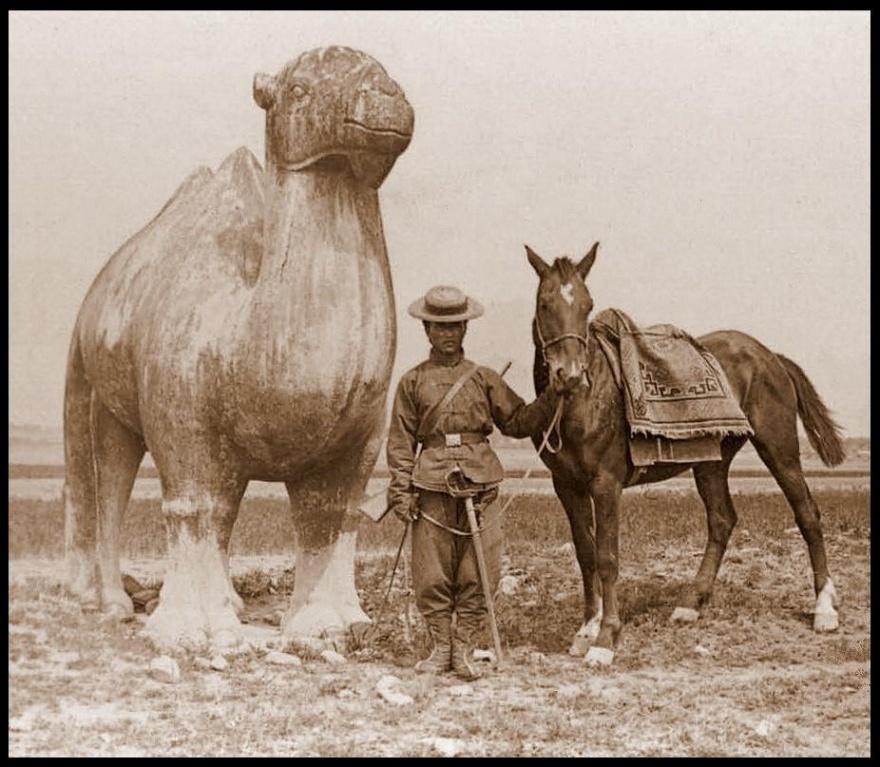 Фотографии Китая, сделанные в начале прошлого века (22 фото)
