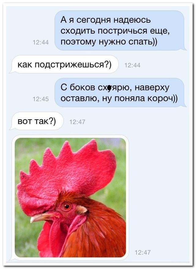 Подборка смешных комментариев из соцсетей 12.05.2015 (28 картинок)