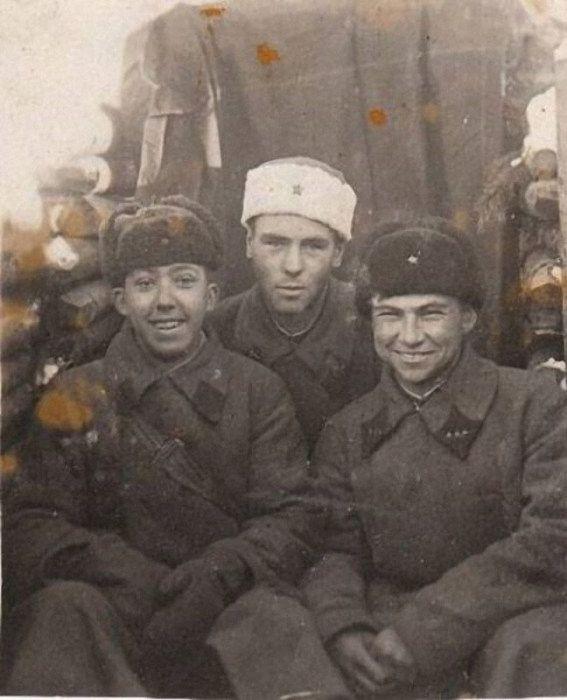 Воспоминания Юрия Никулина о войне (12 фото)
