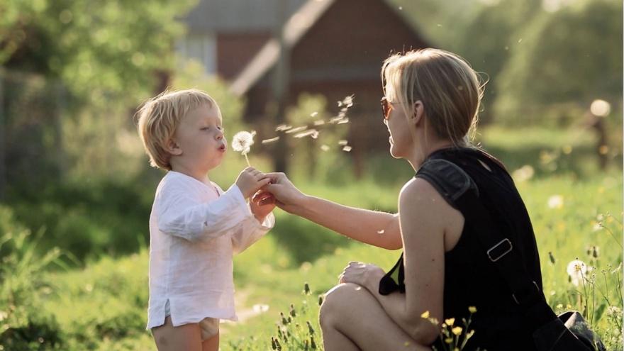 Как сделать хорошую фотографию с ребенком (18 фото)