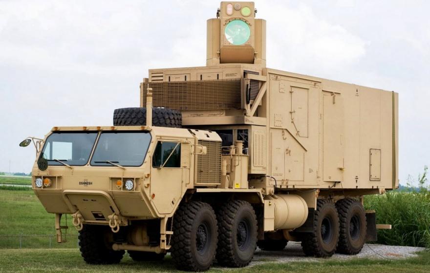 Воплотившиеся в жизнь военные технологии будущего (11 фото)