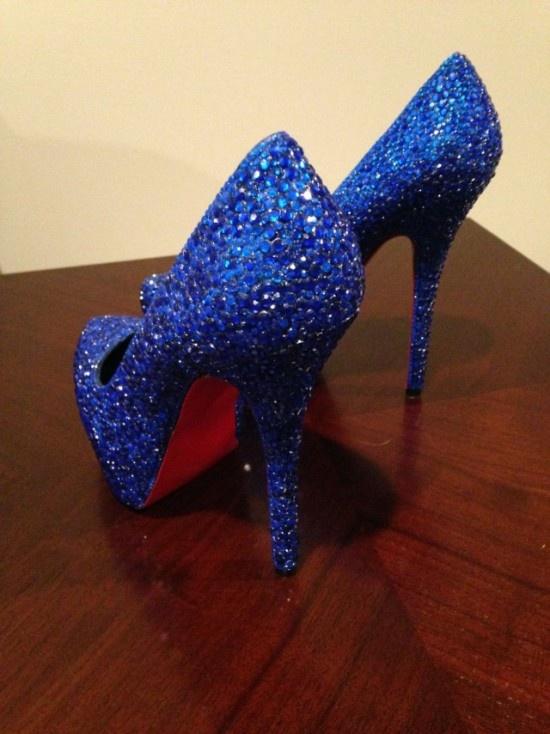 Туфли из мира высокой моды на выпускной своими руками (12 фото)