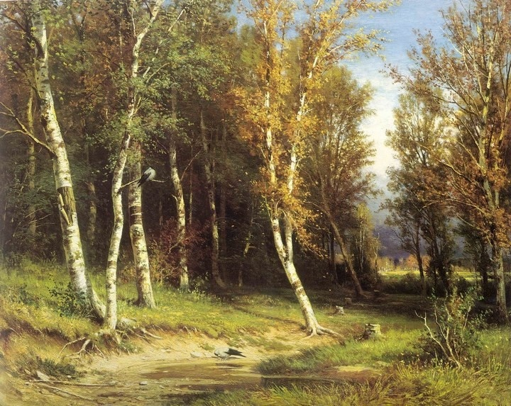Картины русского живописца Ивана Ивановича Шишкина (19 фото)