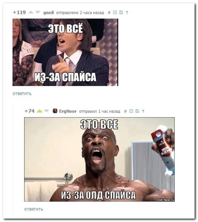 Смешные комментарии из соцсетей 16.05.2015 (21 скриншот)