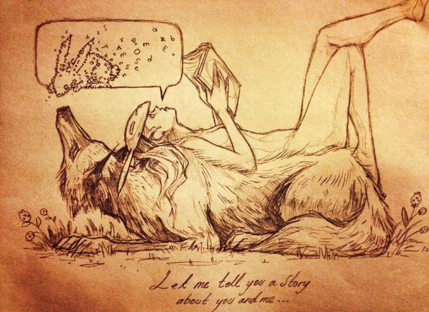 Романтичный сказочный мир художницы Чиары Баутисты (31 иллюстрация)