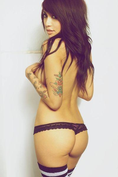 Девушки и татуировки 18.05.2015 (54 фото)