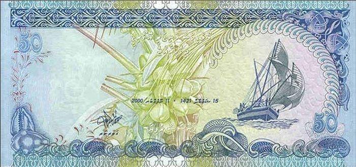 Самые красивые деньги мира (10 фото)