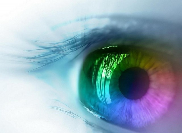 Обманите ваши глаза (1 гифка и 8 фото)