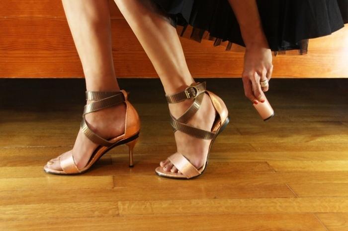 Мечта всех женщин сбылась - туфли со съемным каблуком (6 фото)