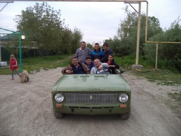 Подборка автоприколов 20.05.2015 (34 фото)