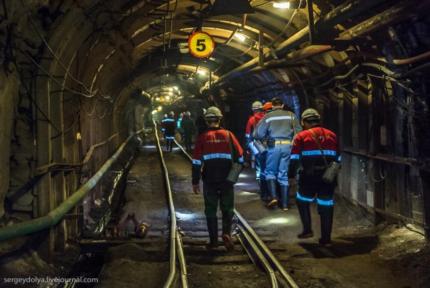 Как работает шахта по добыче алмазов (60 фото)
