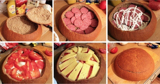 Новый взгляд на привычные продукты (14 фото)