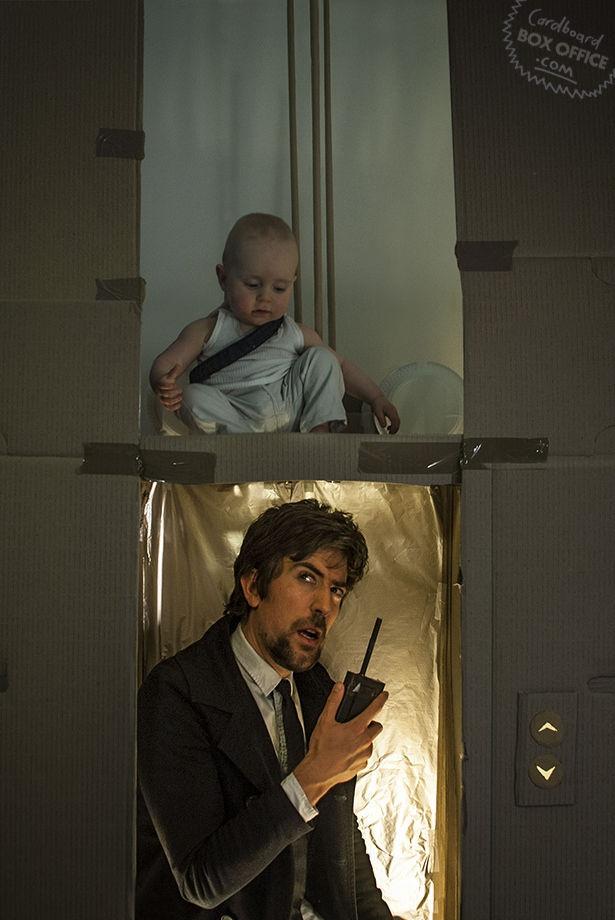 Фильмы и сериалы как источник идей для домашней фотосессии (25 фото)