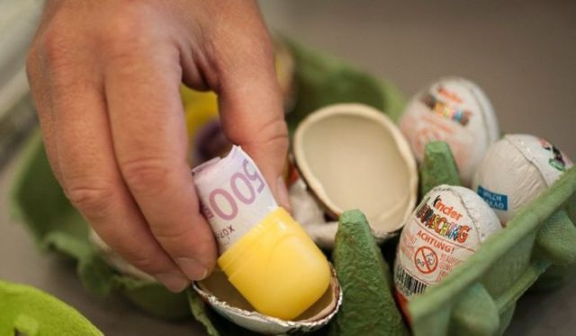 9 идей для тех, кто хочет спрятать деньги (9 фото)