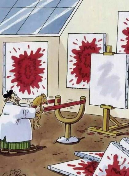 Подборка забавных карикатур (25 картинок)
