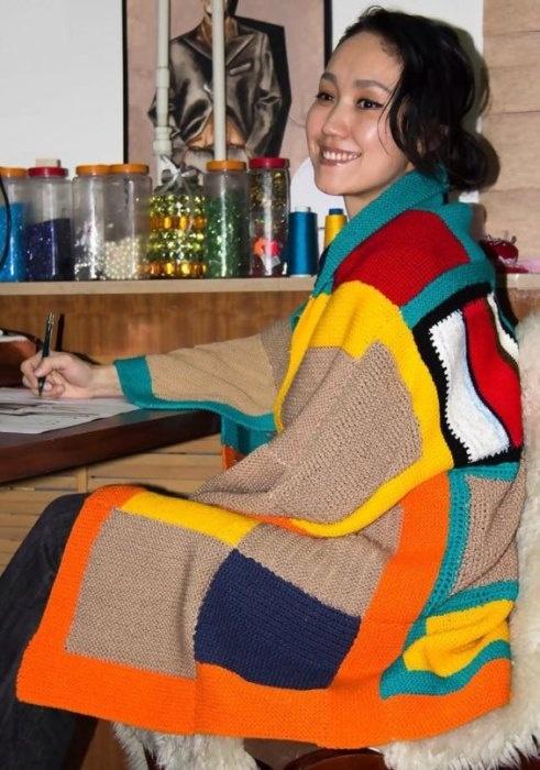 Девушки из монгольских соцсетей (46 фото)