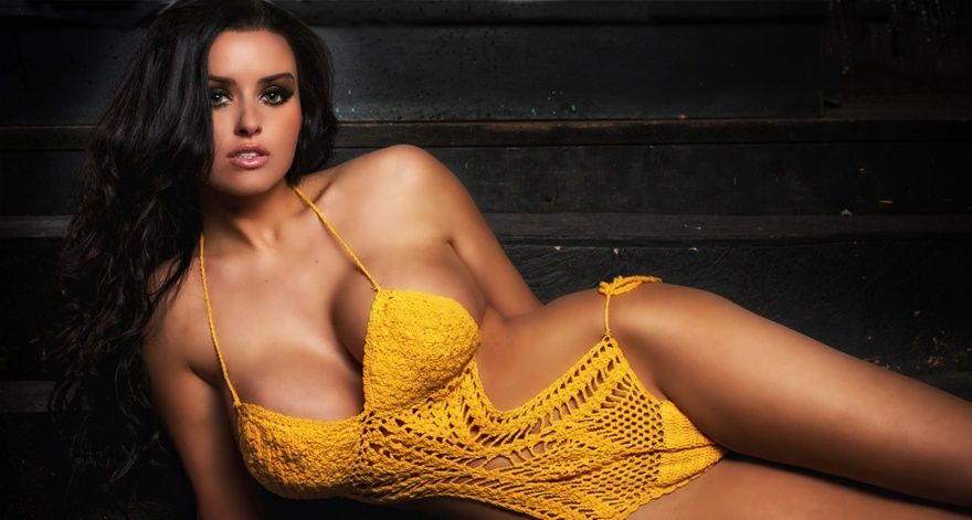 Фотографии модели Абигель Рэчфорд (22 фото)