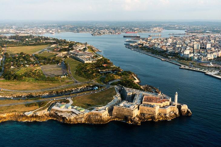 Куба с высоты птичьего полета (27 фото)