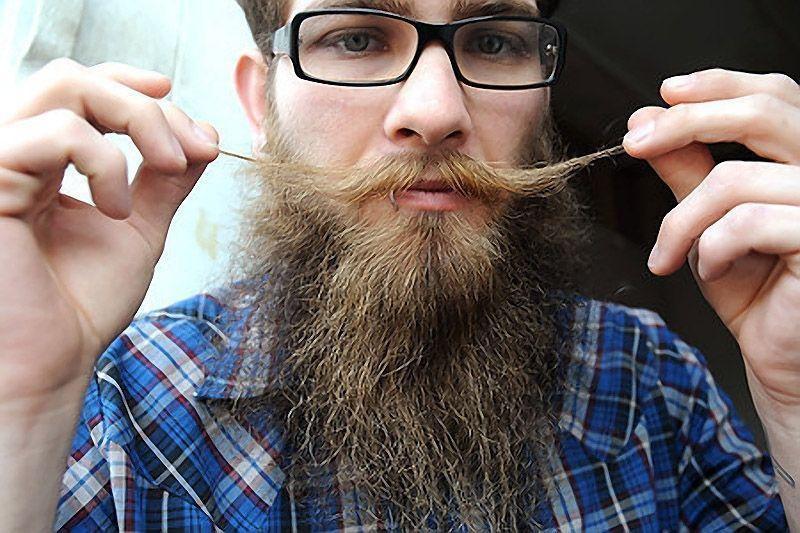 Какой может быть мужская борода (23 фото)