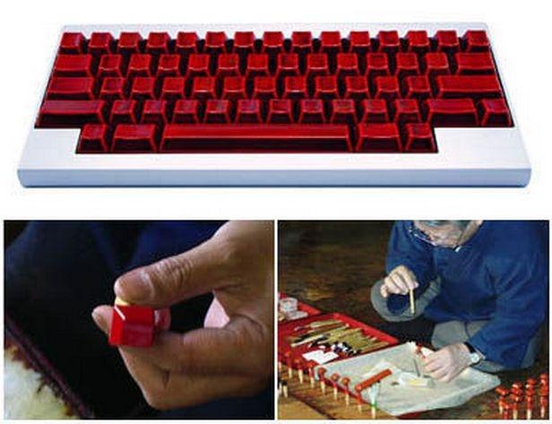 Подборка прикольных клавиатур (11 фото)