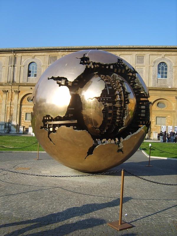 Подборка необычных  скульптур и памятников (23 фото)
