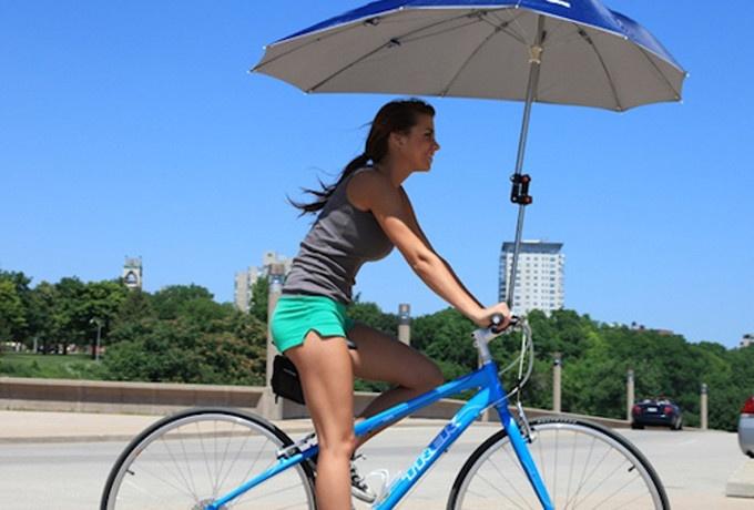 Прикольные усовершенствования велосипедов (5 фото)