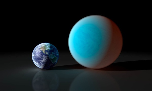 Необычные объекты нашей Вселенной (11 фото)