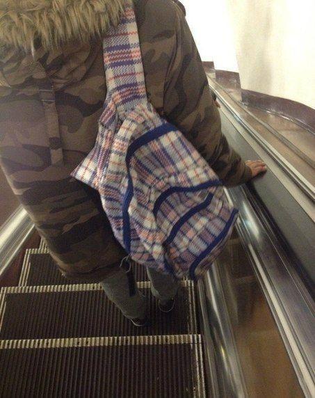 Необычные пассажиры метро 03.06.2015 (42 фото)