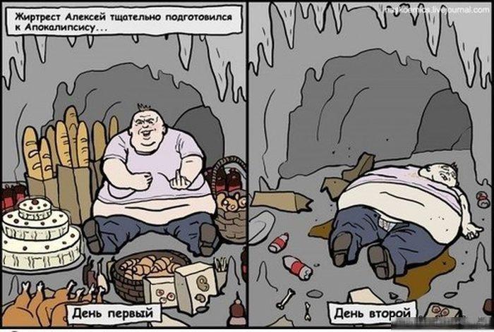 Подборка забавных комиксов 03.06.2015 (21 картинка)