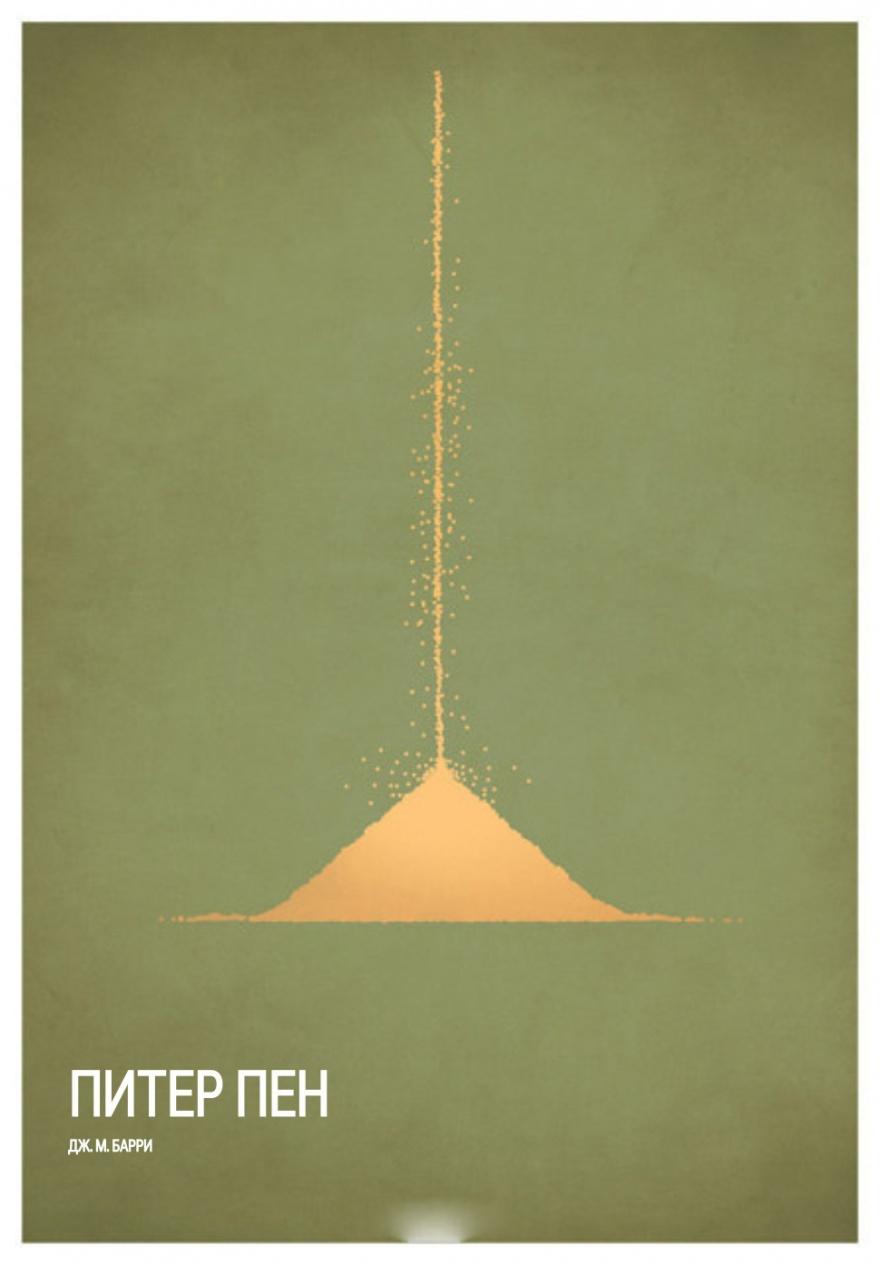 Прикольные постеры по мотивам диснеевских сказок (28 картинок)