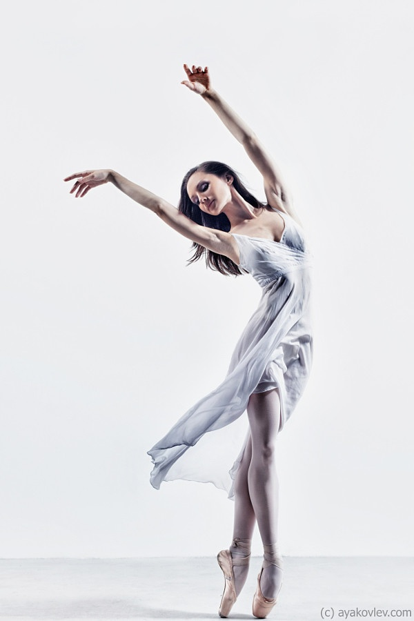 Классные фотографии танцоров от Александра Яковлева (21 фото)