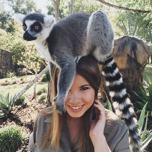 Девушка из джунглей (18 фото)