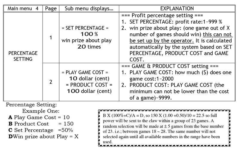 """В игровых автоматах типа """"Хватайка"""" шансы на победу игрока настраиваются владельцем автомата (3 фото)"""