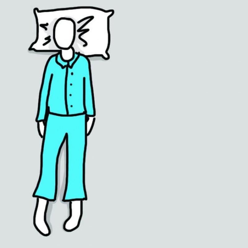 Психологический портрет человека по его любимой позе во сне (7 картинок)