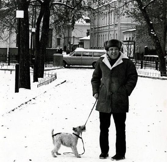 На каких машинах ездил Юрий Никулин (14 фото)