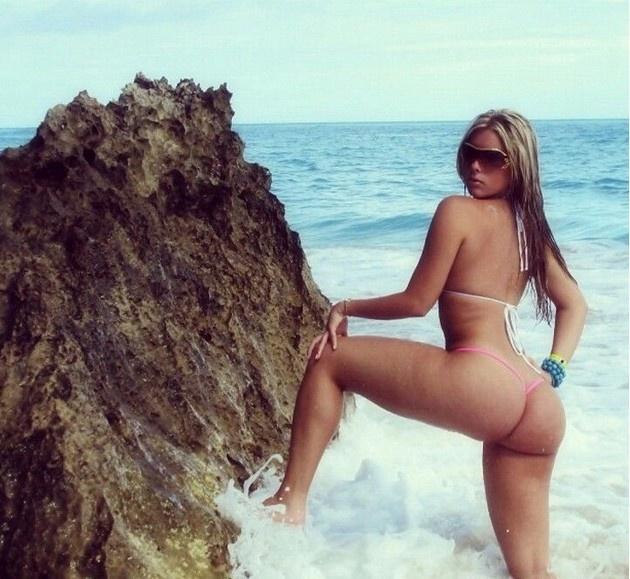 Кубинская фотомодель Кэти Ферейро (19 фото)