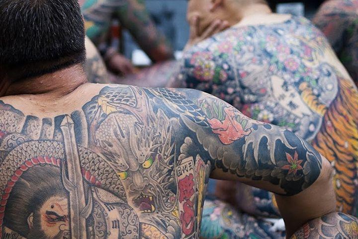 Традиции татуировки в различных культурах (7 фото)
