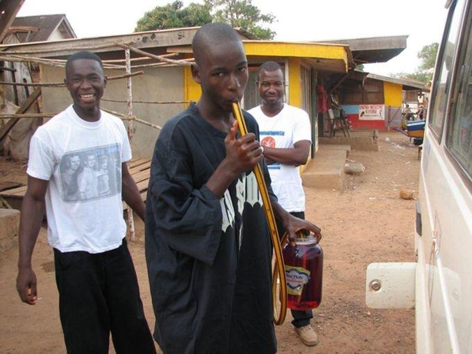 25 фото, сделанных в Африке