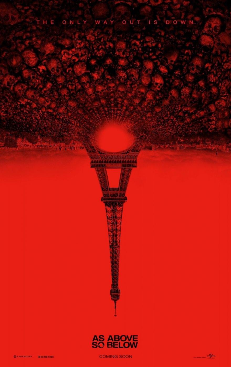 Как представляют себе ад создатели фильмов (12 фото)