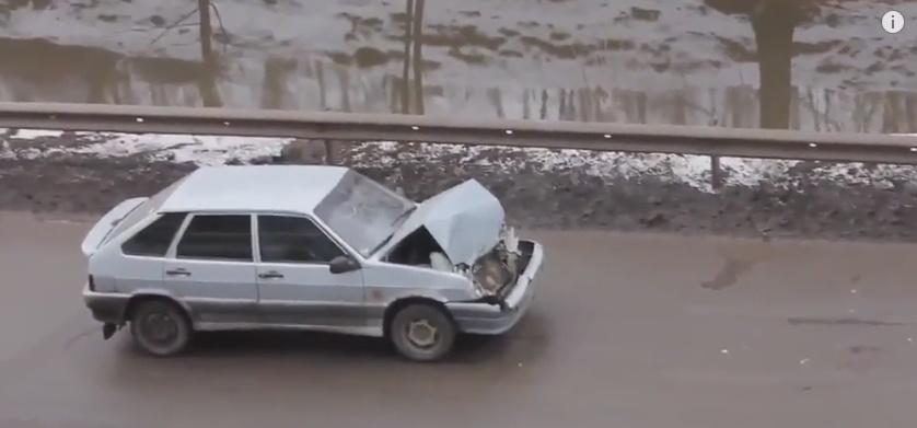 Безбашенные водители