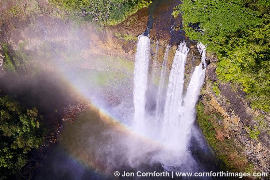 Красивые фотографии водопадов, сделанные с высоты птичьего полета (21 фото)