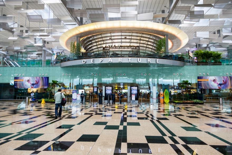 Достопримечательности 19 известных аэропортов мира (38 фото)
