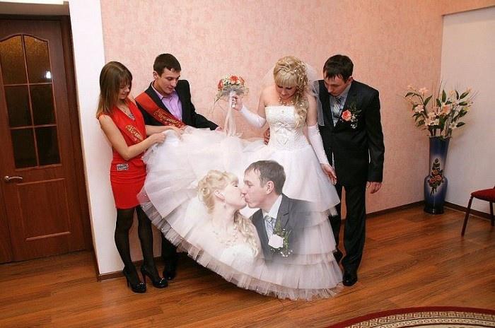 """13 """"шедевров"""" свадебных фотографов"""