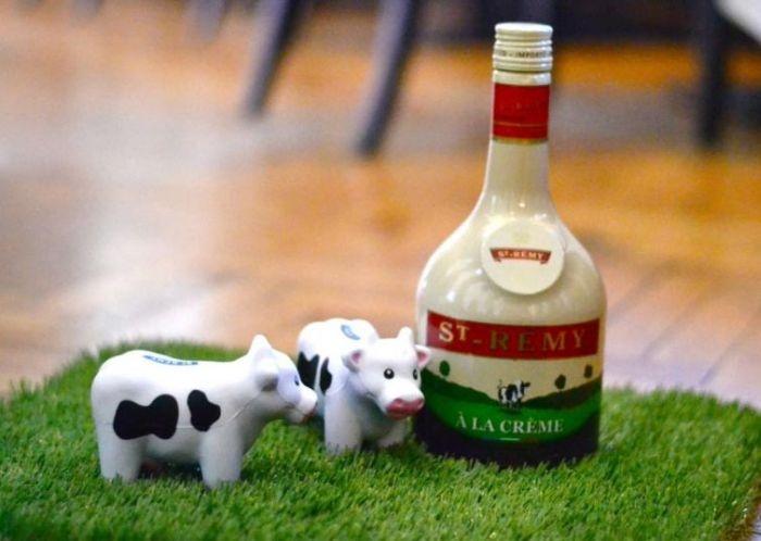 Любопытные факты об алкогольном опьянении и алкоголе (20 фото)