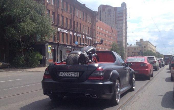 Подборка автоприколов 26.06.2015 (30 фото)