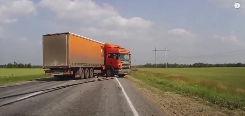 Видеоподборка заснувших за рулем