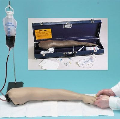 Муляжи, предназначенные для тренировки врачей (19 фото)